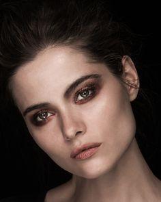 Metallic Beauty - Photo: Vikki Grant MUA: Lica Fensome www.licafensome.com Model: Thea http://establishedmodels.com