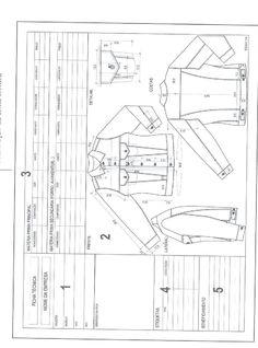 #ClippedOnIssuu from Desenho tecnico de roupa feminina