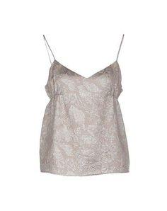 ROCHAS Top. #rochas #cloth #dress #top #skirt #pant #coat #jacket #jecket #beachwear #