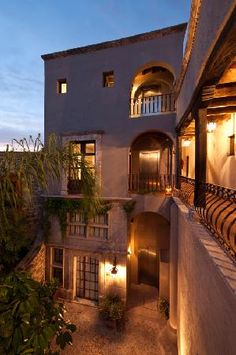 Hotel Casa Tierra Negra - San Miguel de Allende