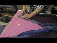 Mon Jeans, Tote Bag, Youtube, Diy, Bags, Fashion, Pockets, Pants, Clothing Alterations
