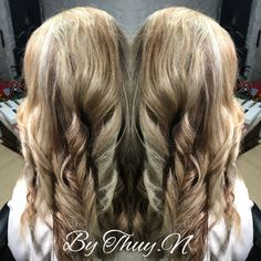 Balayage by Thuy.N