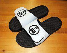 Josh Gordon Official Custom ISlides.  Buy your pair now on our site www.ISlideUSA.com