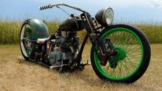 Great Rat Rod Motorcycle by www.ratrodusa.com