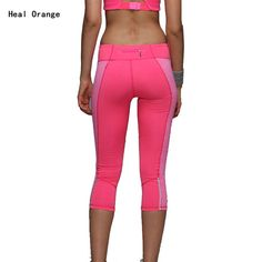2016 Women Yoga Pants Sport Fitness Running Tights Quick Drying Compression Trousers Gym Slim Legging Active Wear Women Legging