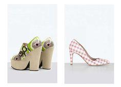 Original colección de zapatos de Carven