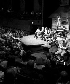 """""""Great non-profit theatre that creates thought-provoking productions, fromBalm in GileadtoGrapes of WrathtoAugust: Osage County."""" – SJP 