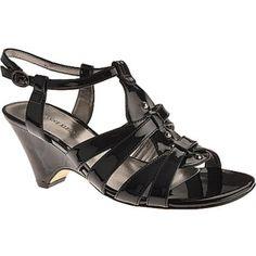 SALE - Anne Klein Miriam 3 Mid Heels Womens Black - Was $49.00 - SAVE $10.00. BUY Now - ONLY $38.95