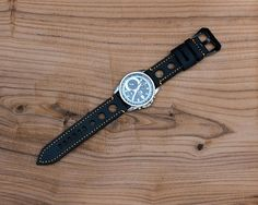 Sale. Leather Watch Strap 22mm Sport Style .Panerai