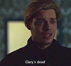 Jace Herondale because this scene totally broke me>>>>>I actually almost cried during this😭 Shadowhunters Series, Shadowhunters The Mortal Instruments, Dominic Sherwood Shadowhunters, Jace Wayland, Shadow Hunters Cast, Clary Et Jace, Fangirl, Gallagher Girls, Cassandra Clare Books