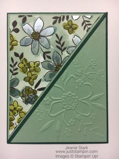 Just Stampin' | Jeanie Stark, Independent Stampin' Up Demonstrator