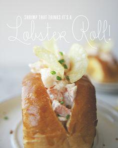 Shrimp Lobster Roll