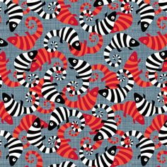 Safety in Numbers fabric by spellstone on Spoonflower - custom fabric