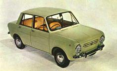 Primeros recuerdos automovilísticos: Seat 850
