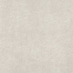 Parchment Solid White Plush Velvet Upholstery Fabric