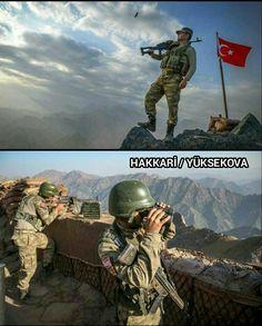 HAKKARİ / YÜKSEKOVA #Mehmetçik #TürkSilahlıKuvvetleri #Asker #jöh #Komando #KKK #TSK #Sınır Nöbeti #Vatan #Bayrak #Ayyıldız #Türkiye