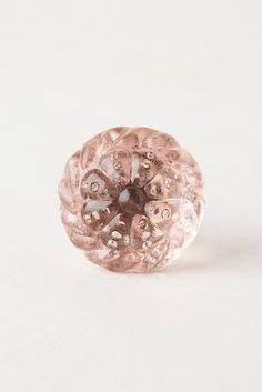 Swirled Glass Knob