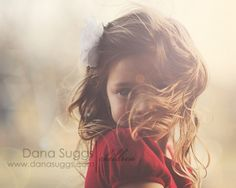 The kind of shot you'd expect to get with a model, not a child. Love the movement and the light.