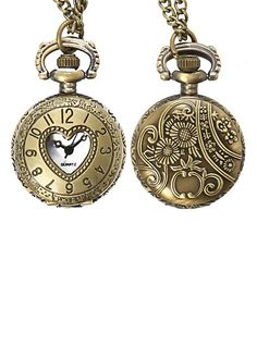 Heart Locket Necklace | Hot Topic