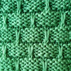 The Slip Stitch Basketweave stitch is a done in a reverse stockinette stitch which, in turn, is separated by slip stitches.