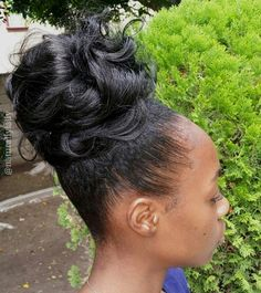 Excellent French Roll Hairstyle Roll Hairstyle And African Americans On Hairstyle Inspiration Daily Dogsangcom