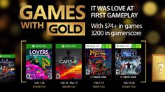 Xbox Games With Gold February 2017 - Lovers And Fighters - http://techraptor.net/content/xbox-games-gold-february-2017-lovers-fighters | Gaming, News