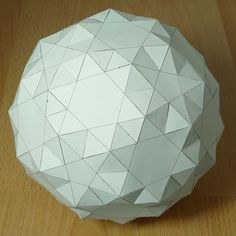small snub icosicosidodecahedron