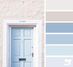 A Door Tones via @designseeds