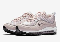 Nike Air Max 98 Barely Rose Releasing On May 10th