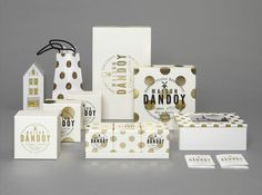 Maison Dandoy - packaging