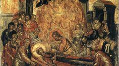El Greco. Icon