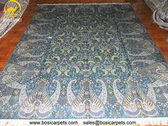 Hand knotted silk rug # Rug No.: P0102 # Quality: 230L (368kpsi) # Size: 8x10ft (2244x305cm) # Material: 100% Silk # wholesale Price: $3600/piece # If you have any interests, please email to sales@bosicarpets.com  #Hand-madecarpet#orienatlrug#oldrug#Kashmirrug#Chinacarpet#Iraniancarpet#boteh#HeratiGul# Isfahan#Tabriz#Qum#Nain#Kashan#Kerman#Bijar#Sarouk#Caucasian#antiquecarpet#bosi9697