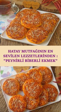 The Most Popular Breakfast Taste of Hatay Cuisine Peppery Bread with Cheese Fast Easy Dinner, Fast Dinner Recipes, Fast Dinners, Cheese Bread, Breakfast Items, Turkish Recipes, Meals For Two, Good Food, Food And Drink