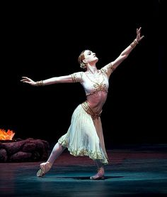ABT's Gillian Murphy in 'La Bayadere'. Photo by Gene Schiavone.
