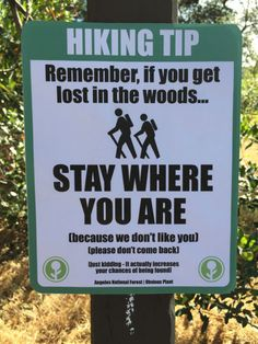 Funny Images Of Hiking