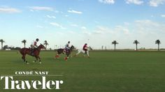 Playing Polo: The Sport of Kings in Argentina Puesto Viejo Estancia