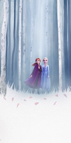 Frozen Queen Elsa and Anna, forest, 2019 wallpaper Disney Princess Drawings, Disney Princess Pictures, Disney Drawings, Disney Pictures, Frozen Disney, Princesa Disney Frozen, Anna Frozen, Frozen 2 Wallpaper, Disney Phone Wallpaper