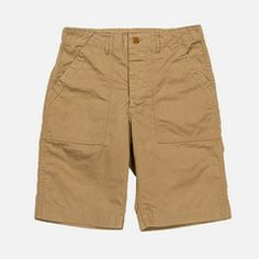 Less is more walkshorts