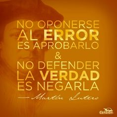 Martin Lutero.....punko