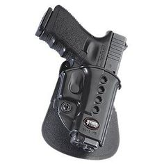 Fobus USA E2 Series Roto Belt Holster with Paddle - Glock 17/19/22/23/31/32/34/35
