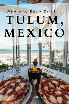 Make Tulum, Mexico your next post Covid-19 travel destination! These 10 restaurants are worth the travel. Fast Casual Restaurant, Restaurant Offers, Massaman Curry, Tulum Hotels, Spicy Salmon, Thai Dishes, Inexpensive Meals, Tulum Mexico, Good Burger