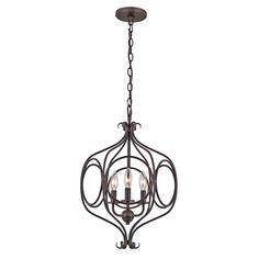 Trans Globe Lighting Casitas 10413 ROB Pendant Light - 10413 ROB