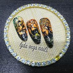 😊 💅🏻 🦌  #secuencias #difuminado #uñas #nails #nailart #pasionuñas #esmalte #hechoamano #uñasytrazos #uñasconestilo #uñasinovadoras… Nailart, Vegas Nails, Instagram, Enamels, Fingernail Designs, Hand Made