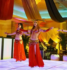 Moroccan and Arabian night themed event entertainment ideas: Belly Dancers, Sword balancing , via Flickr.