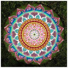Boho-energy-circle nmr 16 for sale Www.creativeartbyjessica.nl #boho #bohostyle…