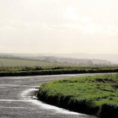 Towards Chitterne, Wiltshire, 2nd February 2016 | by jenniestoddart #landscape #wiltshire #salisburyplain #england #rural #chalk #downs #downlands