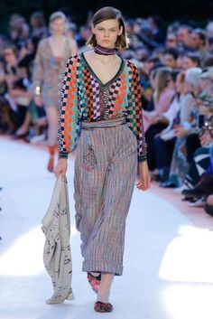 Missoni Spring/Summer 2018 Ready-To-Wear | British Vogue