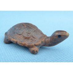 Chinese Shiwan Turtle - Bonsai-sakei Ornament @KaizenBonsai
