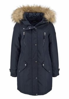 #mode #ootd #outfit #fashion #style #online   #VERO MODA Damen Winterparka VMTRACK EXPEDITION blau | 05713611256524