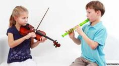 Musical training can improve language and reading. BBC article. enp
